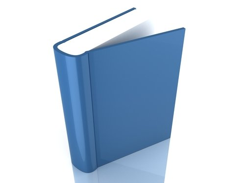 blue ebook cover
